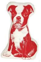 Areaware Boston Terrier Cushion