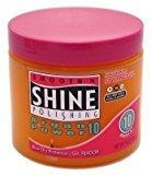 Smooth 'N Shine Smooth & Shine Polishing Argan Power 10 Nourishing Styling Gel 16oz