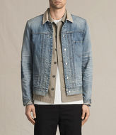 AllSaints Daruma Denim Jacket