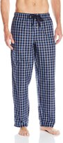 Perry Ellis Men's Woven Plaid Sleep Pant
