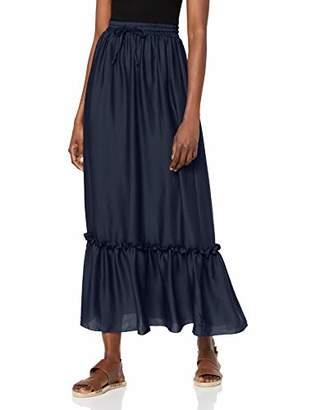 find. Women's Peplum Maxi Skirt