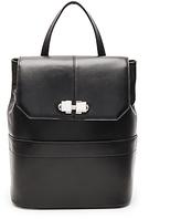 Carven Full Joy Backpack in Black.
