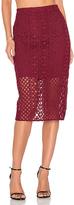 Bardot Calista Lace Skirt