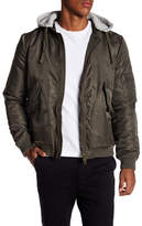Jachs Zip Out Hoody Bomber