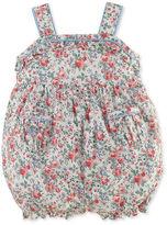 Ralph Lauren Romper, Baby Girls Floral Babydoll Romper