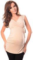 Purpless Maternity New Maternity V Neck Top 54