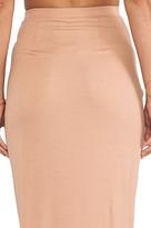 Torn By Ronny Kobo Scarlet Skirt