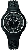 Versus By Versace Women's SOQ020015 Fire Island Analog Display Quartz Black Watch