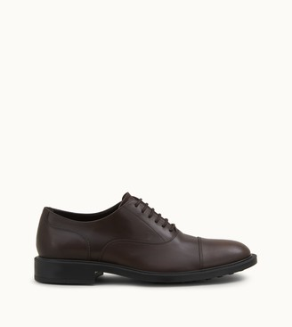 Tod's Lace-up in Leather