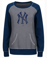 Majestic Women's New York Yankees Everything & More Sweatshirt