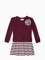 Kate Spade Girls rosette dress