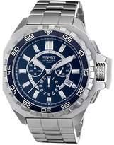 Esprit Gents Watch Chronograph Quartz Stainless Steel