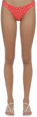 VERDELIMON Tunas Stars Lycra Bikini Bottoms