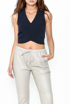 Lucy Paris Erica Crop Top