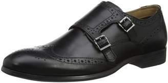 Red Tape Mens Overton Black Formal Shoe