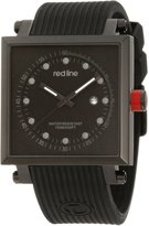 Redline Red Line Men's Specialist World Time Dial White Silicone Watch RL-50037-BB-01-WHT