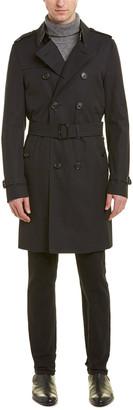 Burberry Chelsea Long Trench Coat