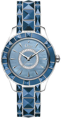 Christian Dior Women's Christal Diamond Watch