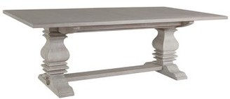 Artistica Home Cohesion Program Extendable Dining Table Color: Bianco
