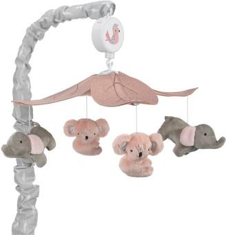 Lambs & Ivy Calypso Koala & Elephant Musical Mobile