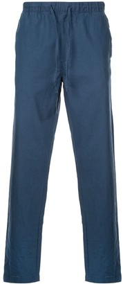 Onia relaxed fit Carter trousers