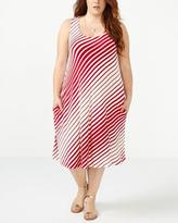 Penningtons ONLINE ONLY Sleeveless Printed Swing Dress