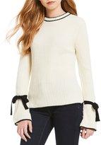 Daniel Cremieux Gabrielle Tie Sleeve Sweater