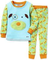 Skip Hop SkipHop Zoo Little Kid and Toddler Pajama Set, Darby