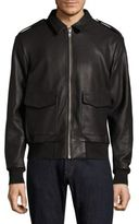 Wesc The Leather Jacket