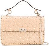 Valentino Garavani Valentino Rockstud Spike crossbody bag - women - Calf Leather - One Size