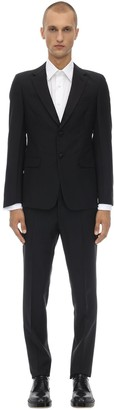 Prada Wool & Mohair Tuxedo Suit