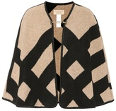 Burberry Wool and cashmere cape