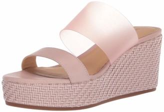 Lucky Brand Women's BRINDIA Wedge Sandal