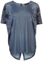 Firetrap Button T Shirt Ladies