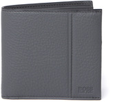 Boss Traveller Grey Billfold Leather Wallet