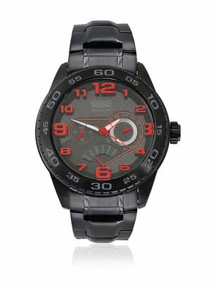 Munich Unisex Adult Analogue Quartz Watch with Stainless Steel Strap MU+140.1A