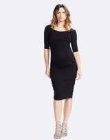 Soon Celina 3/4 Sleeve Maternity Dress