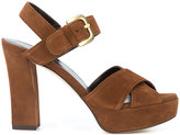 Stuart Weitzman Exhale sandals