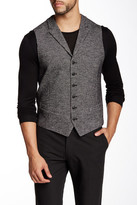 John Varvatos Collection Vintage Style Vest