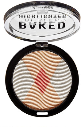 Barry M Baked Tri-Blend Highlighter 5.4G Silver Solstice