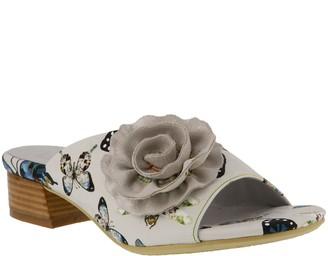 Spring Step L'Artiste by Slide Sandals - Isittora