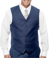 STAFFORD Stafford Travel Wool Blend Stretch Suit Vests Big and Tall