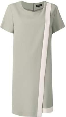 Antonelli shift silhouette dress