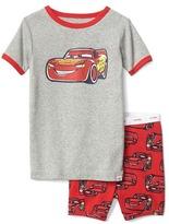 babyGap | Disney Baby Cars Lightning McQueen short sleep set