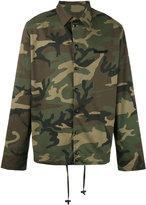 Numero 00 Numero00 - camouflage jacket - men - Cotton/Spandex/Elastane - L