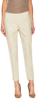 Lafayette 148 New York Side Zip Cropped Pant
