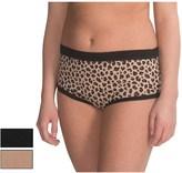 Delta Burke Basic Brief Panties - 3-Pack (For Plus Size Women)
