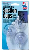 Adams Manufacturing 6500-74-3040 1-3/4-Inch Suction Cup Hook