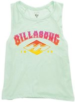 Billabong Junior's Love Me Knot Graphic Muscle Tee