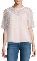French Connection Agnes Floral Top